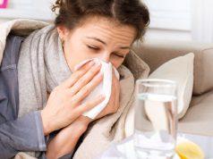 gripa tratament simptome