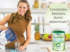 Optifibre tranzit intestinal - elimina constipatia