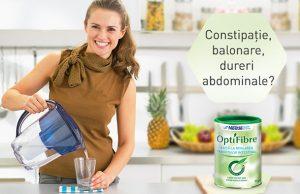 Optifibre tranzit intestinal - elimina constipatia