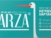 test de sarcina barza